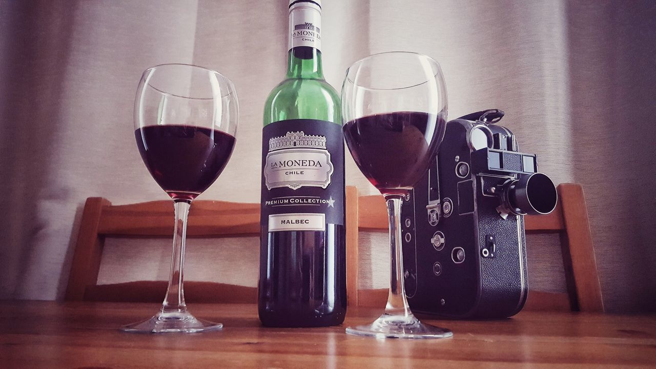 Bottle Wineglass Wine Moments Wine Glass Drink Shot On Galaxy Edge 6 Vintage Vintage Photo EyeEm Selects Indoors  Close-up Wine Not