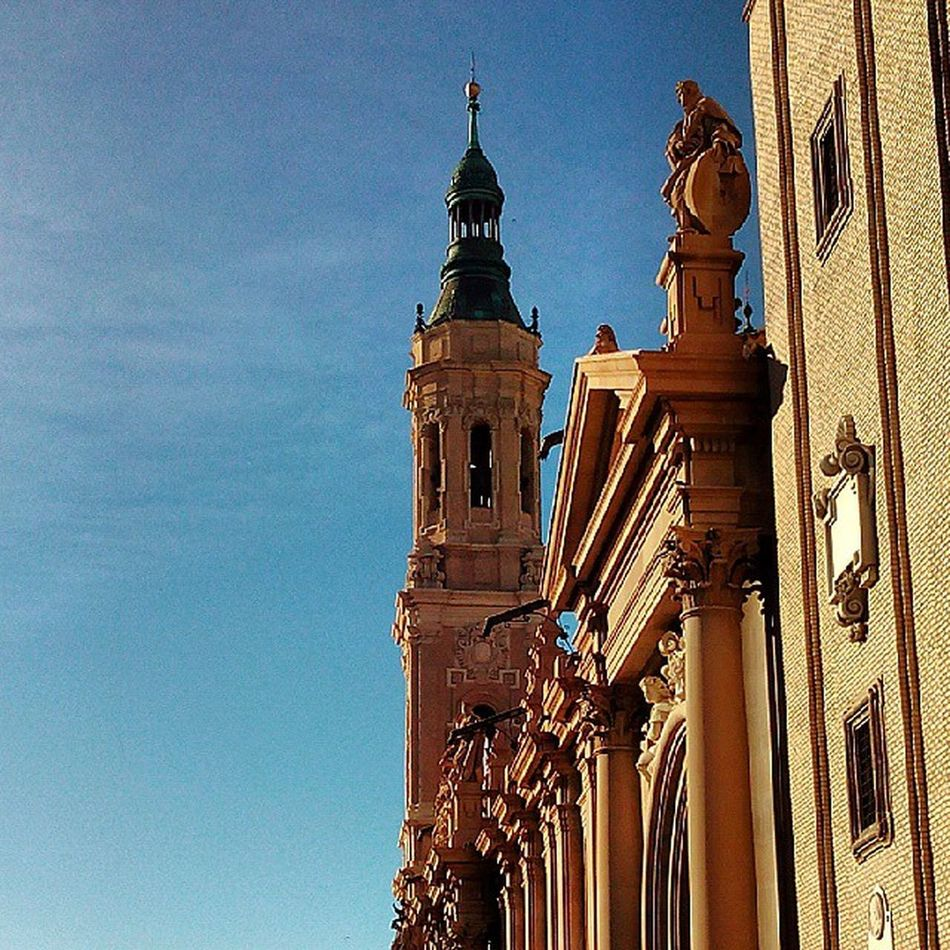 Zaragoza Zgz Igersaragon Igerszgz basilicadelpilar