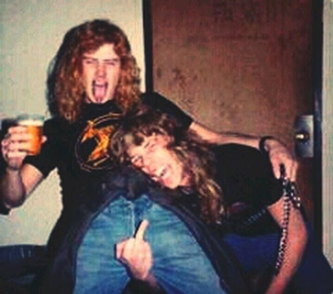 Dave Mustaine My Love❤
