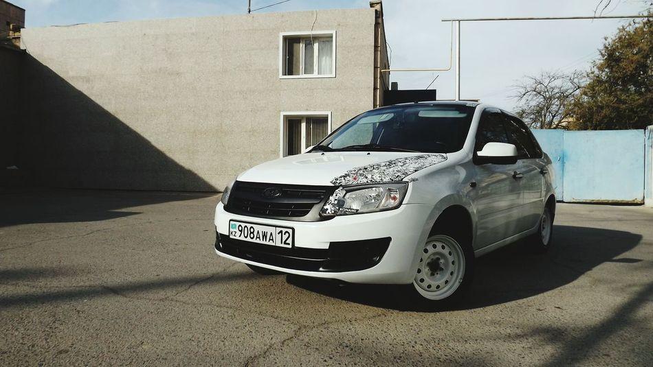 LADAGranta 2190 лада гранта лада ладаЭмигранта My Car♥ My Car Car My Love