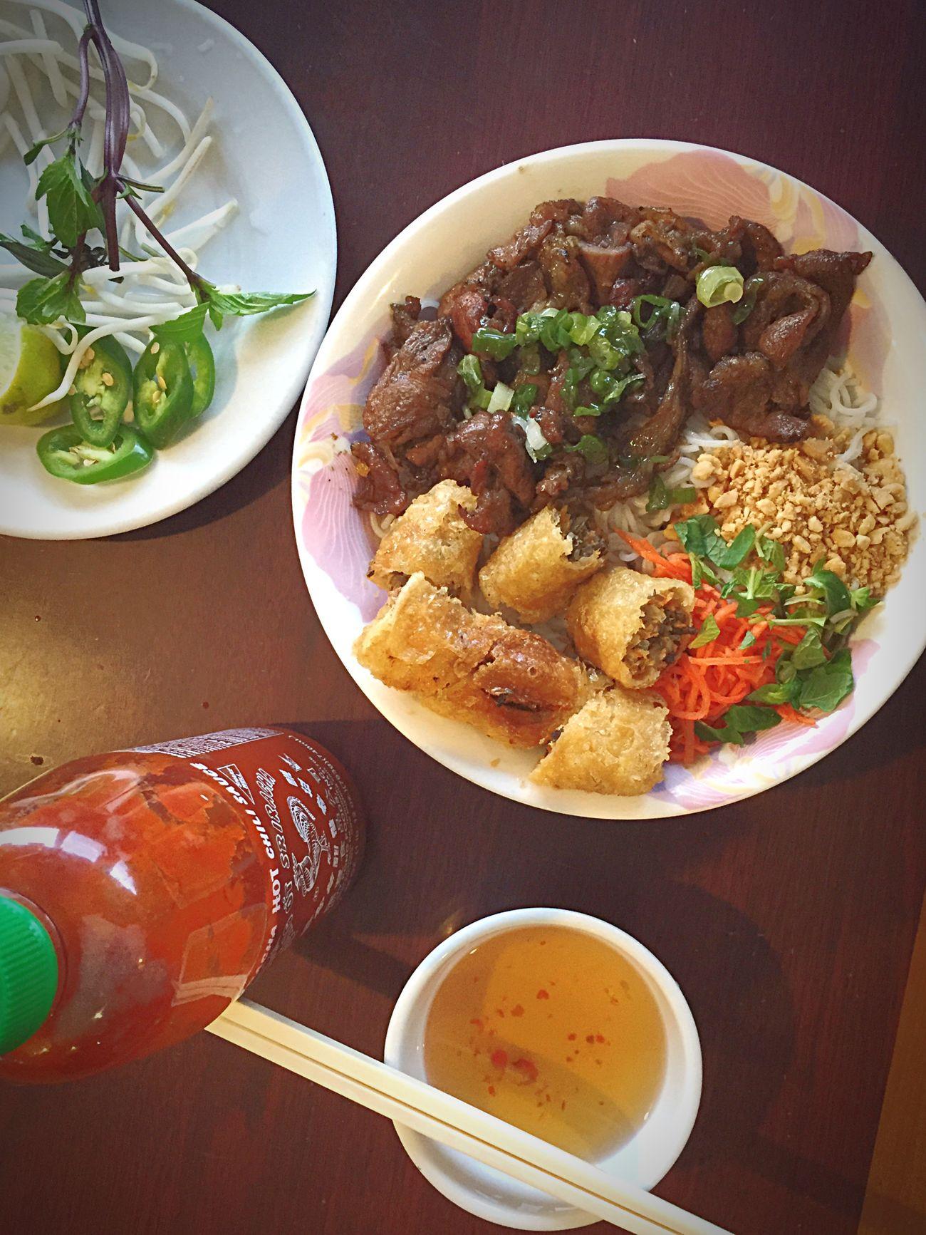 What's For Dinner? Vietnamese Nom Nom Nom Noodles Chinatown