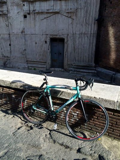 Bianchi Pantheon X Mass Ride