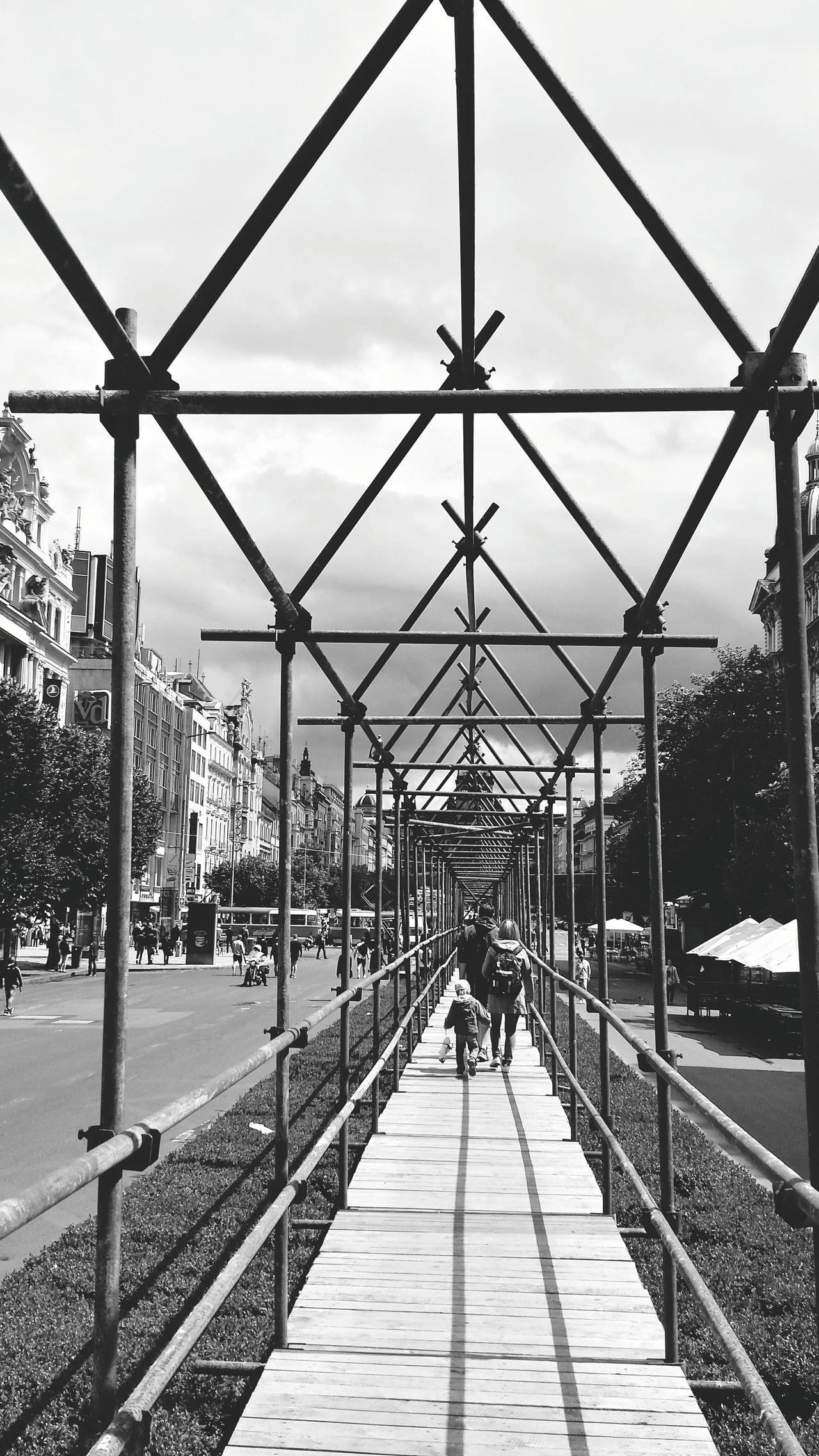Black & White Wenzelsplatz Prague Praga I Love Prague The Architect - 2015 EyeEm Awards Impressive LocationsStreet Photography Interesting Perspectives The Great Outdoors - 2015 EyeEm Awards