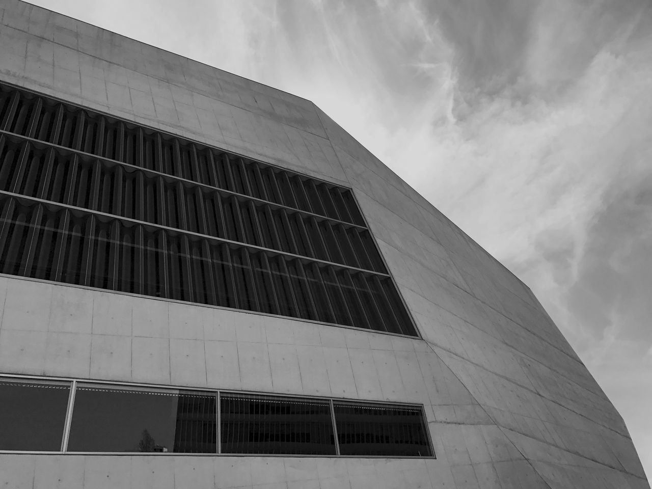 Architecture Blackandwhite Casadamusica Koolhaas Porto Portugal REM The Architect - 2017 EyeEm Awards