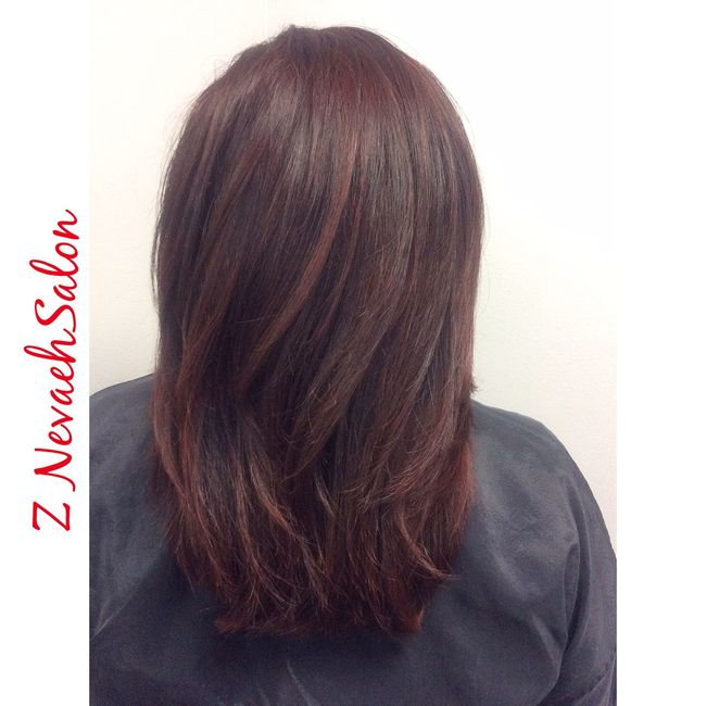 Red Tone On Tone Balayage On Trend! @znevaehsalon Check This Out Hair Haircut Hairstyle Salon Balayage Haircolor Eye4photography # Photooftheday Fashion #style #stylish #love #TagsForLikes #me #cute #photooftheday #nails #hair #beauty #beautiful #instagood #instafashion # L'Oreal Professionnel Hairtrends Z Nevaeh Salon Teamznevaeh @znevaehsalon Salonlife Shinyhair Pro Fiber Color Specialist Lorealprofessionnelsalon Highligting And Contouring Tecni.art Fashion Hair Longhair