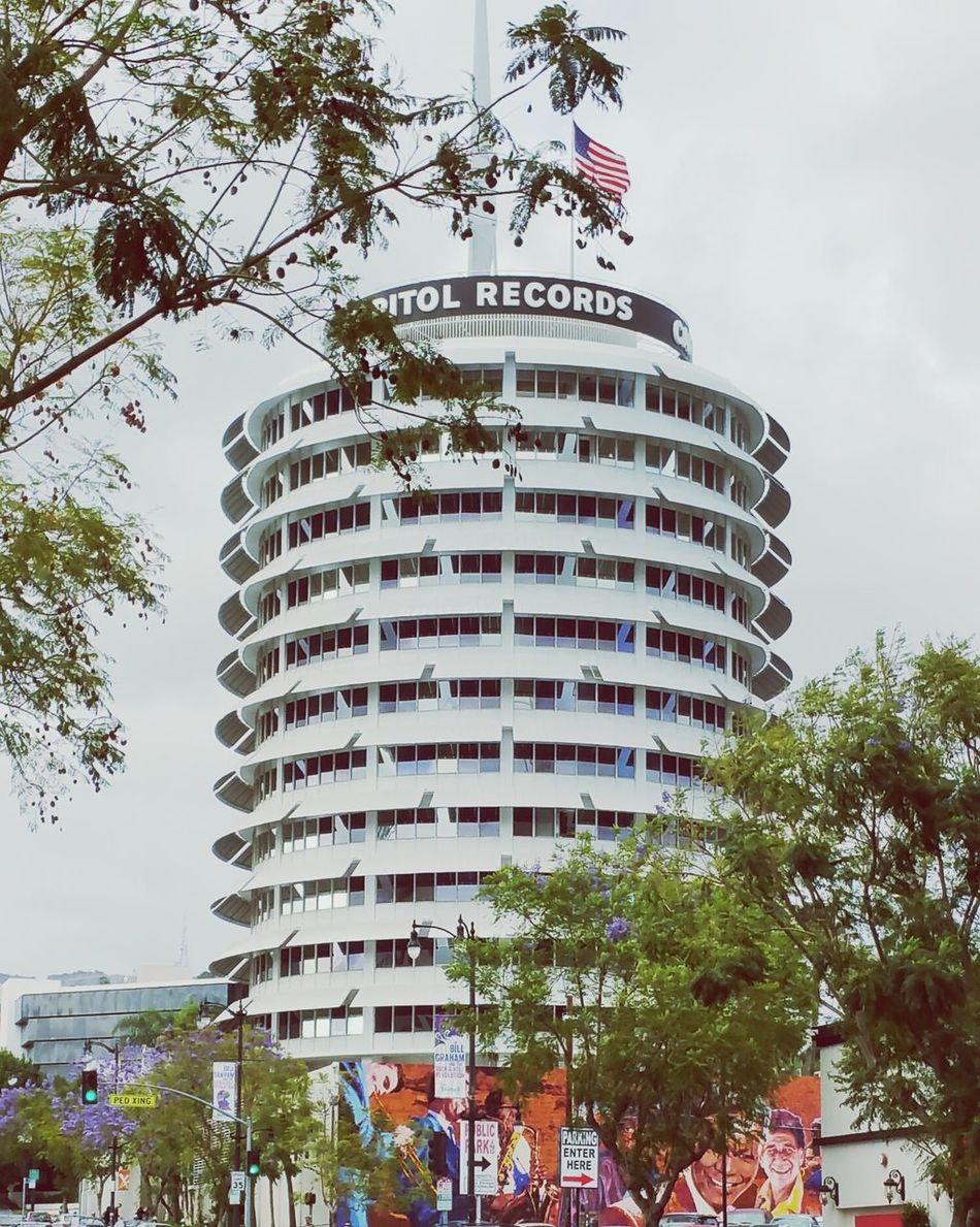 Capitol Records Tower Musicians Capitolrecords Capitolrecordstower