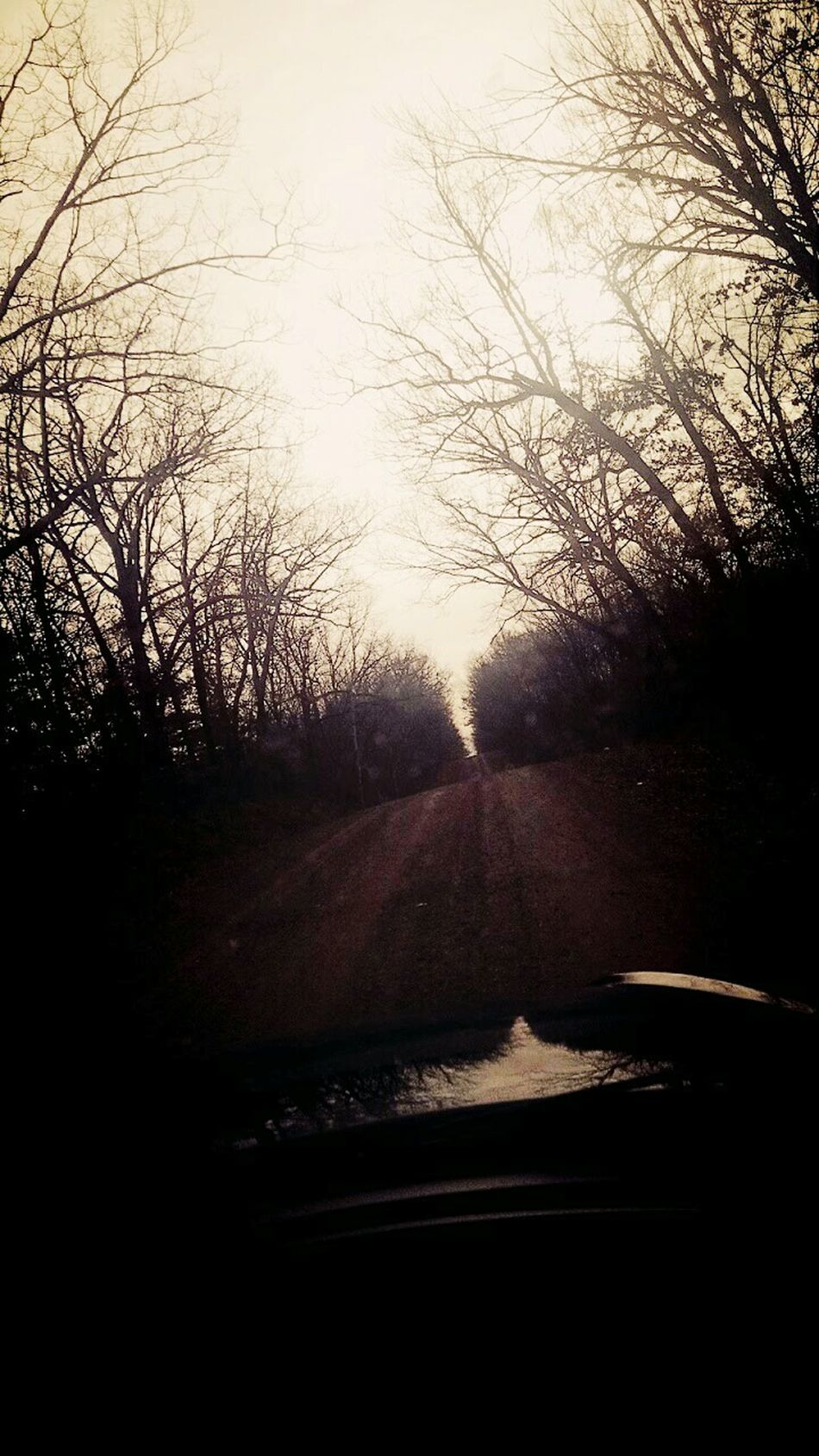 Untold Stories Truth IntoTheUnknown........ Idkwhy Edge Of The World Phonecamera Country Road