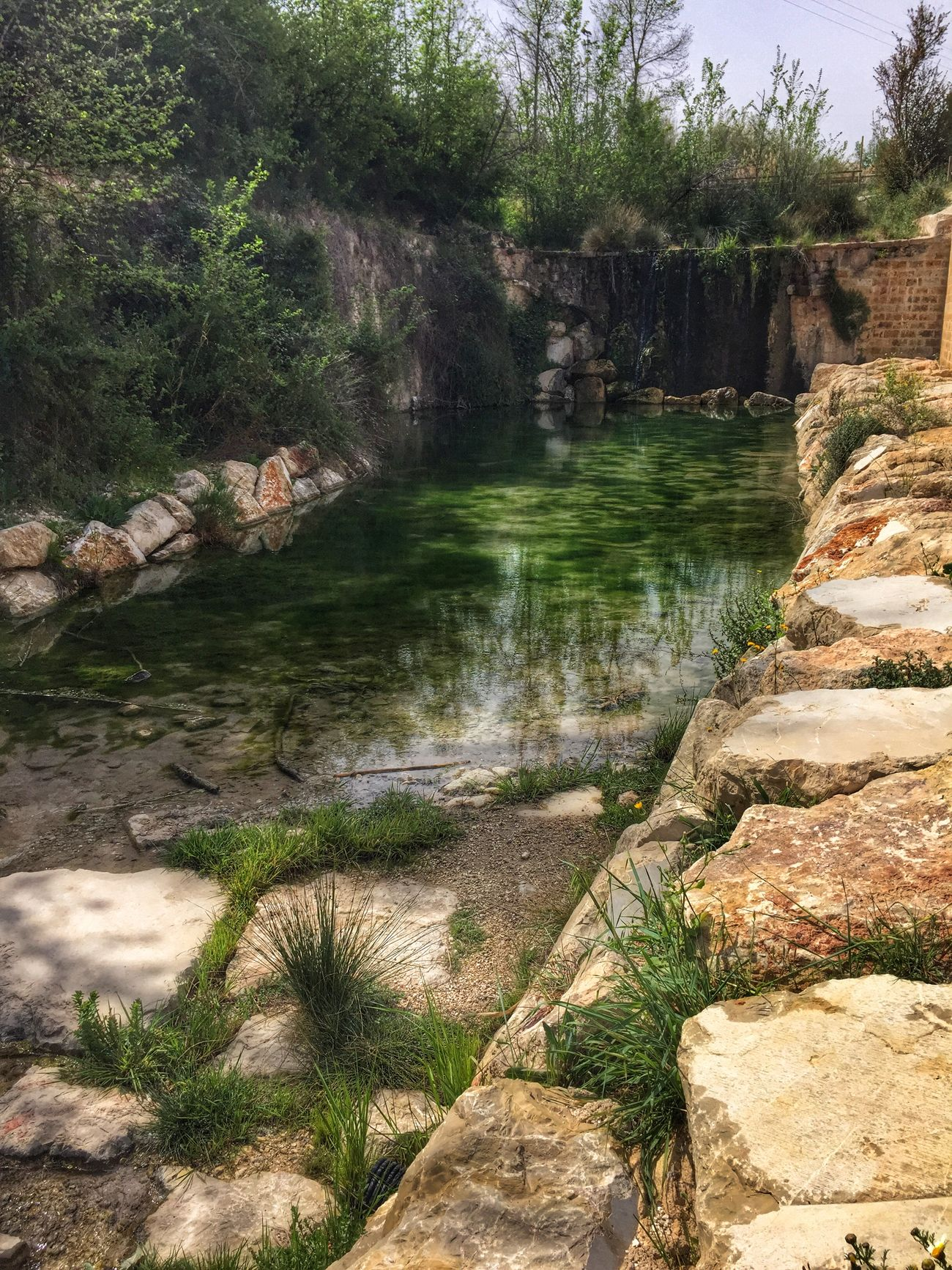 Tarafa River Alicante Easter