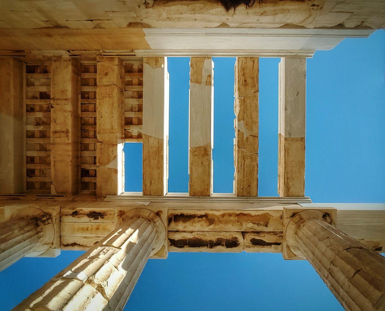 Beautiful stock photos of athens, Acropolis, Ancient, Architectural Column, Architecture