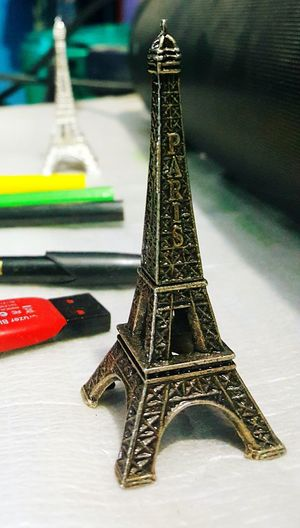 Tower Architecture Household Objects Close Up Eiffel Tower Eiffel Tower Close Up Tower Close-up Objects
