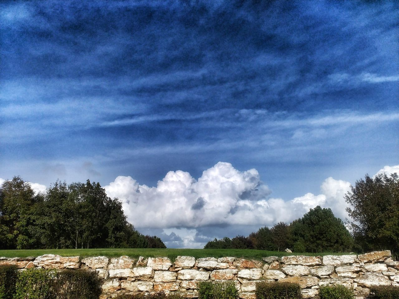 cloud - sky, sky, tree, day, outdoors, nature, scenics, no people, tranquility, beauty in nature, building exterior, architecture