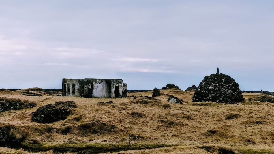 Abandoned Architecture Building Exterior Built Structure Day History Iceland Nature No People Outdoors Ruins Ruins Architecture Sky