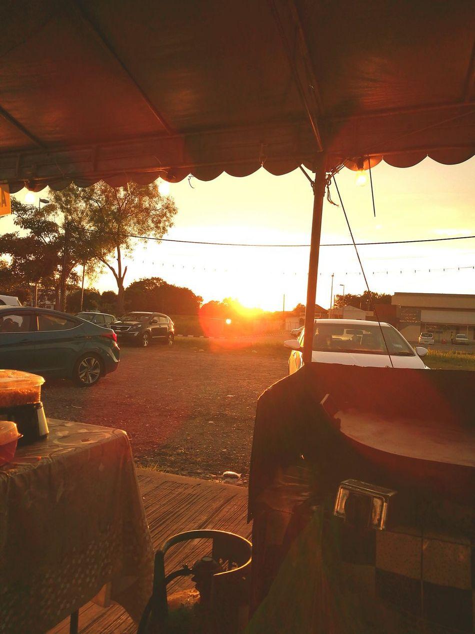 Sunset ......6.20 evening