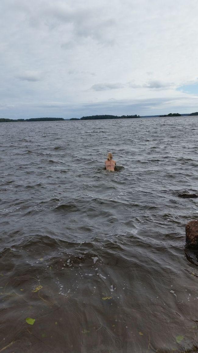 Omg Mermaid The Gulf Of Finland Baltic Русалка Финский залив суровая Балтика