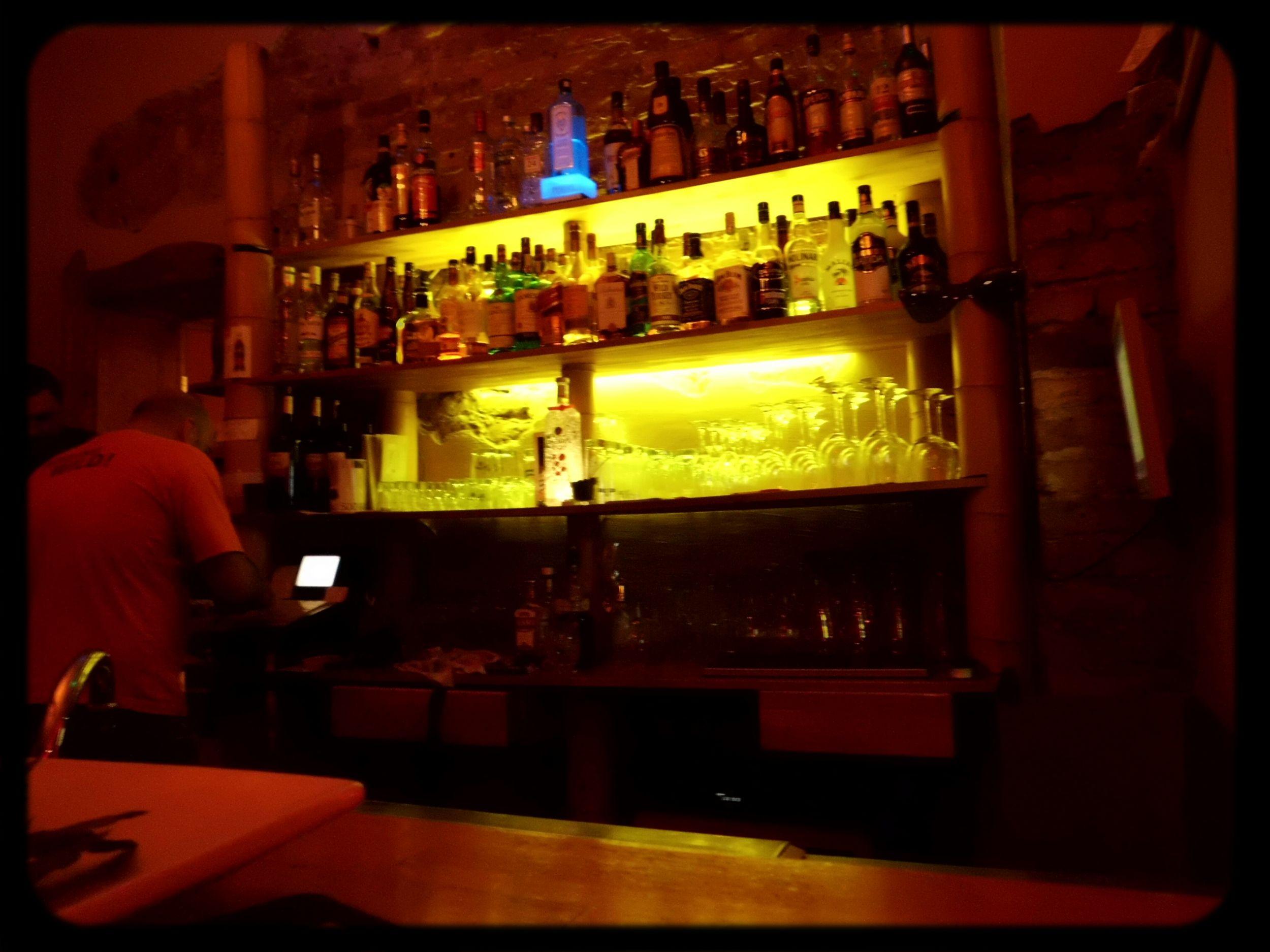 Berlin Nightlife La Amistad! Taking Photos