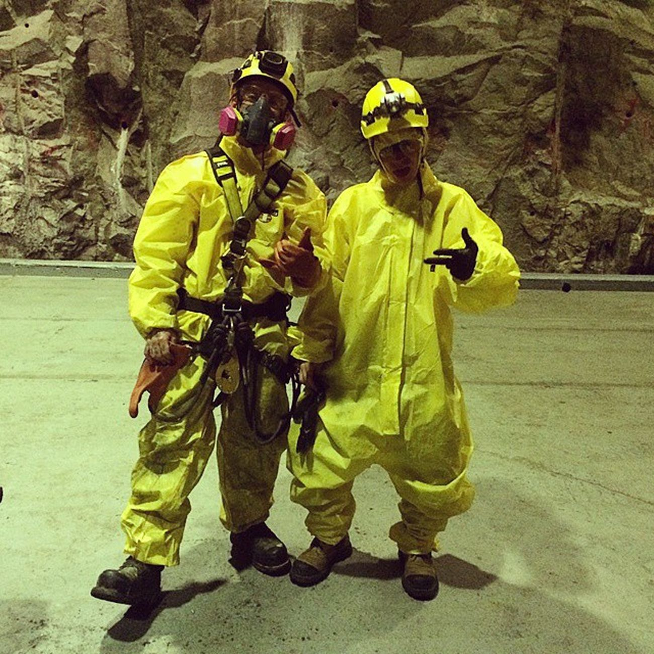 One size fits all? Hazmat Umpalumpa Halloweenawaits