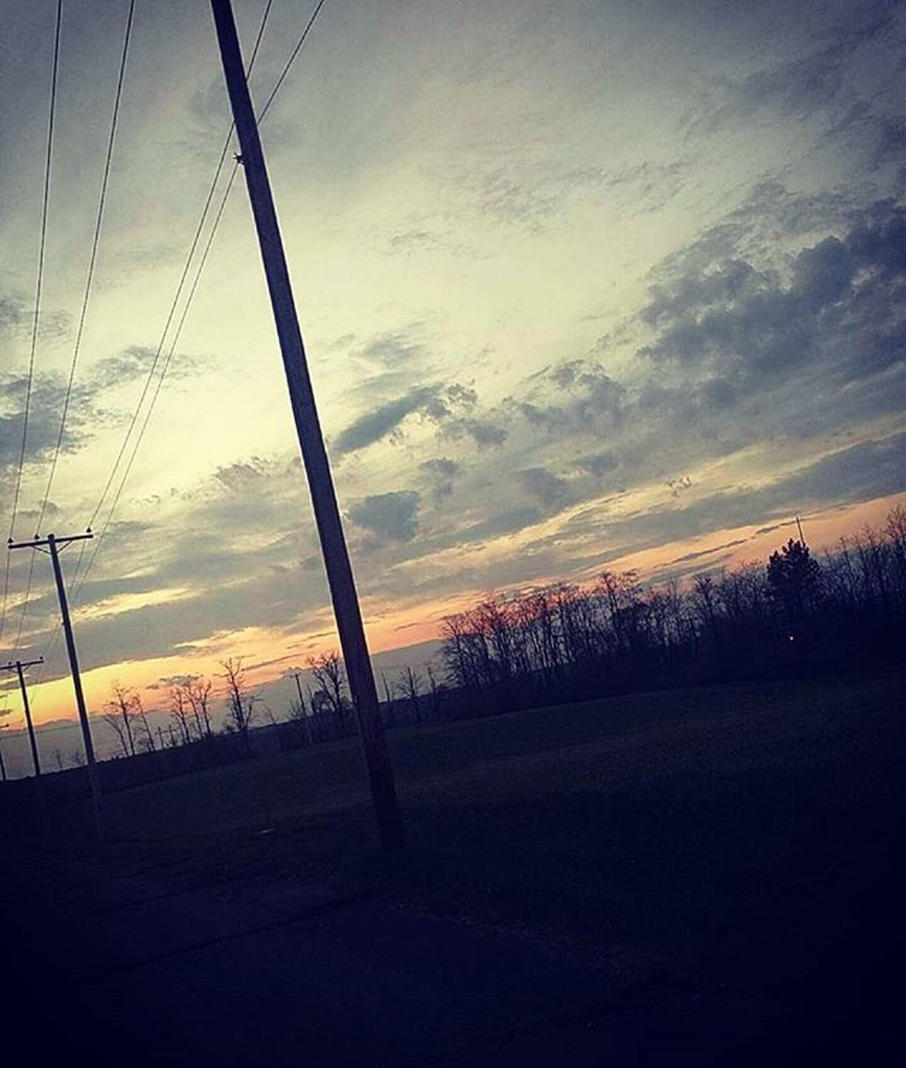 Neverending skies . . . . . . Nature Sunset DOPE Outdoors GetOutThere Scenicpa Centralpascenery WesternPA Cool Teampawild
