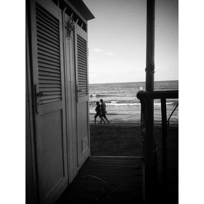 Filippa K Asks: What Inspires You? Sea Peoplephotography Black And White