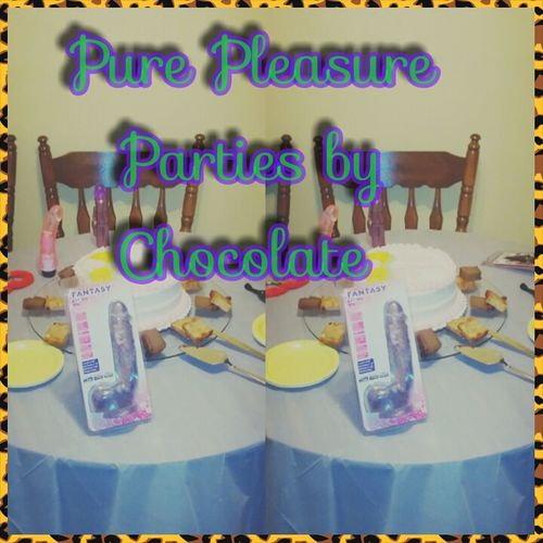 Pure Pleasure Parties By Chocolate Party Time Fun Times 9545486555 #FortLauderdale #miami #wpb #booking
