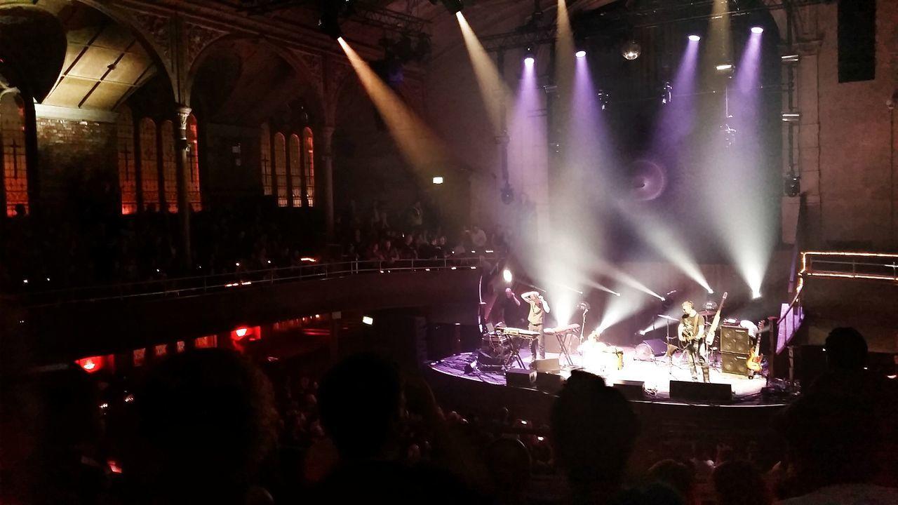 Manchester Lamb Concert Albert Hall