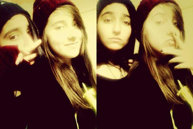 canim canim Bestriend!♡ Retrica ♥ Rock Black