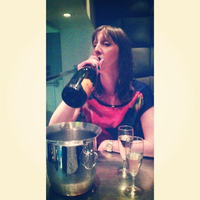 Oooo bottle for 2 Mycamerastories Thebrunswick Glasgow  GoodTimes outout fizz