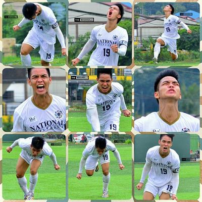 UST vs NU Man-of-the-Match: @paolosalenga 🎆⚽ . . . UAAP Uaap77 Uaapseason77 USTvsNU uste UST NU sbspotlight soccerbible football themanansala