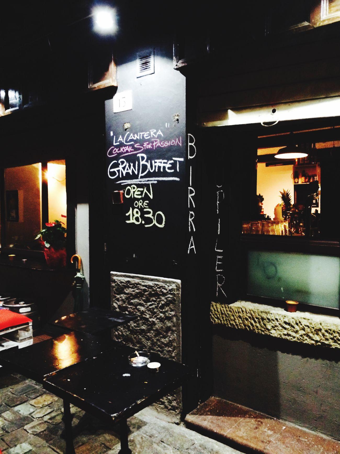 Pub Cocktails Enjoying Life Lacantera Rimini Picoftheday Riminicentro