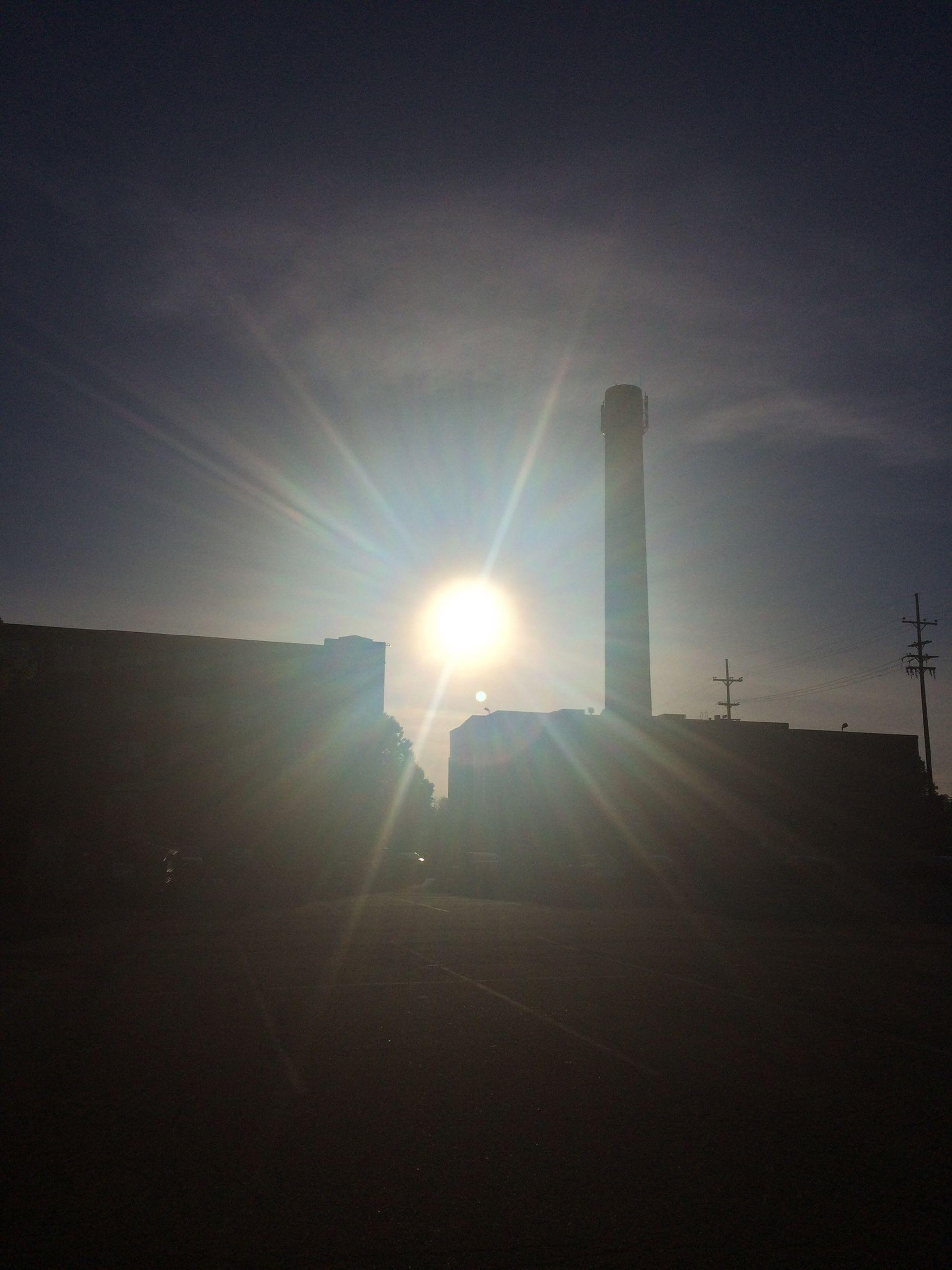 Sun Rays Eye Ball Iris Gods Eye