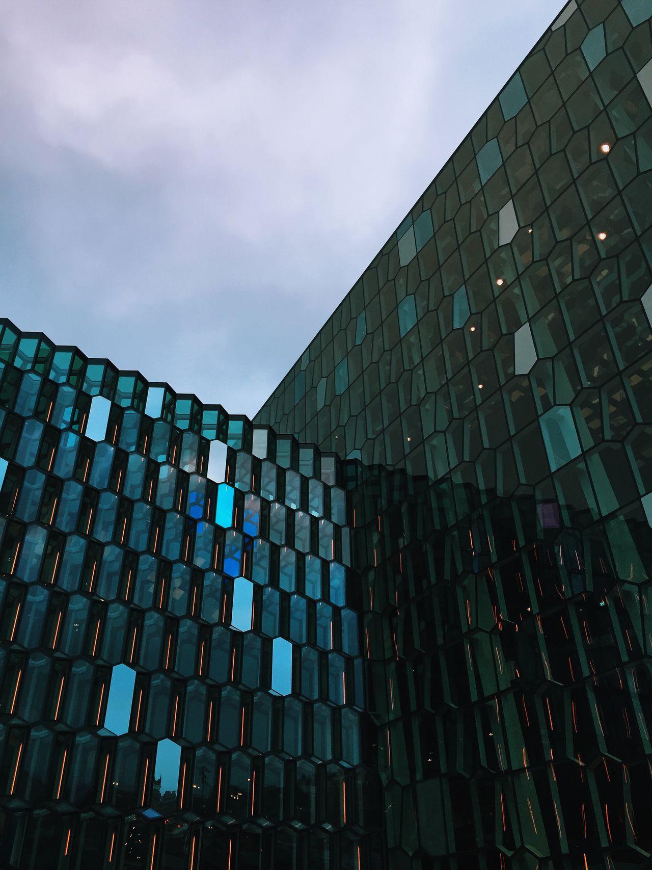 Reykjavik Harpa Olafur Eliasson Iceland