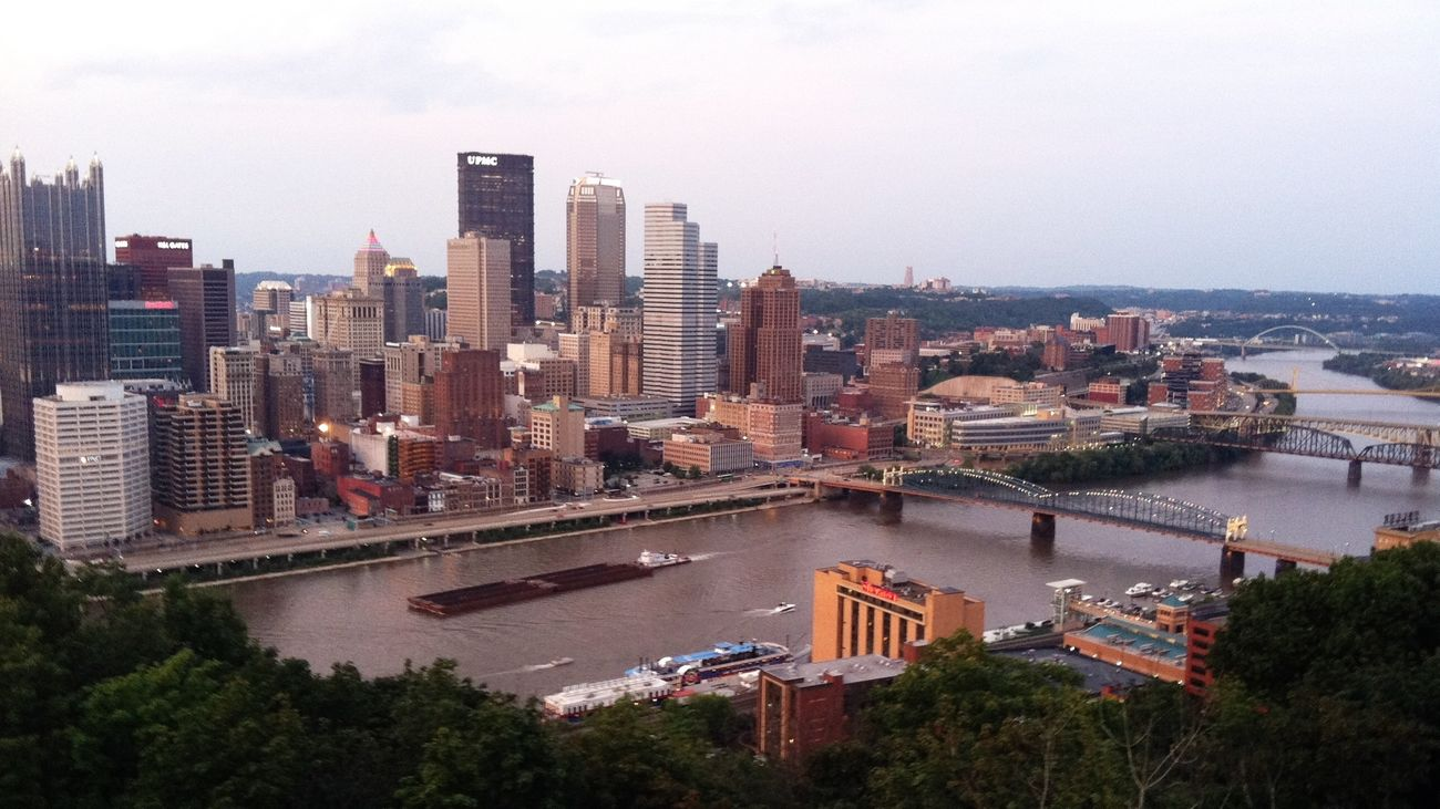 GetYourGuide Cityscapes Pittsburgh Urban Landscape What I Want To Shoot With A 360 Panono Camera
