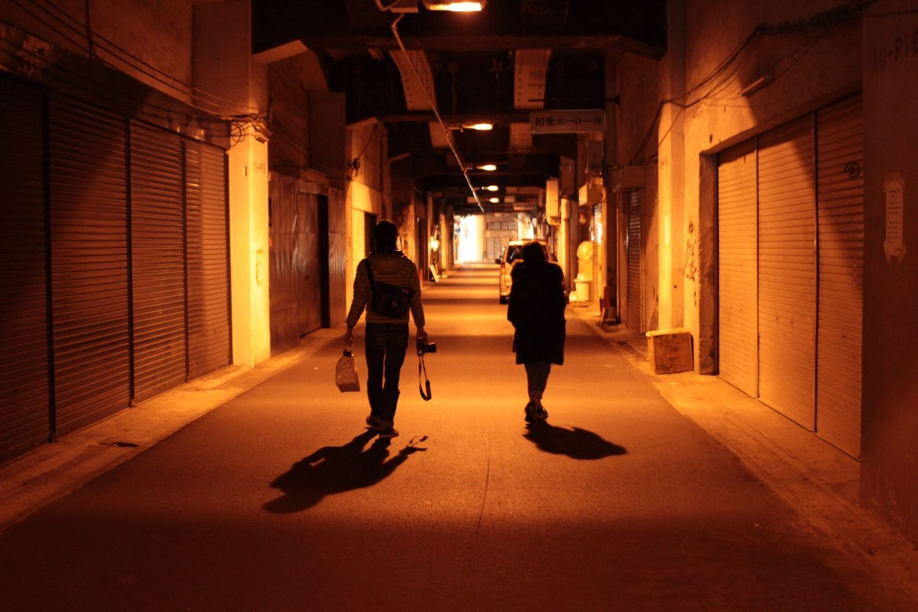 下一眼レフフポートレートト後ろ姿姿撮影会会大阪阪Japann 去年の12月のです