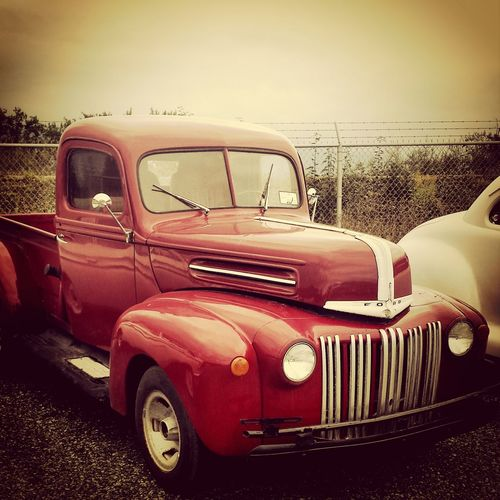 Enjoying Life Cla$$ic Car Vintage Ford Truck