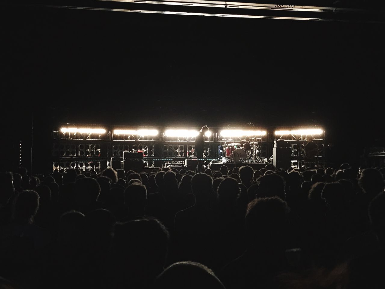 Audience Arts Culture And Entertainment Large Group Of People Performance Crowd Event Nightlife Music Film Industry Real People Men Women Spectator Indoors  Excitement Music Festival Stage Light Popular Music Concert People Stage - Performance Space