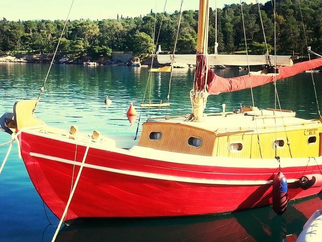 Taking Photos Boat