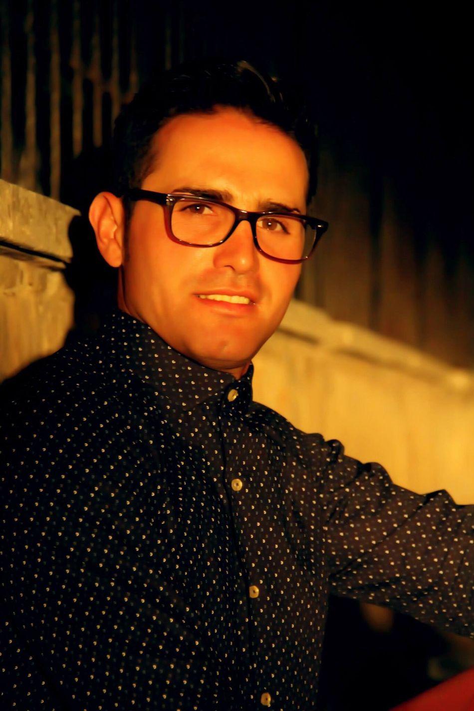 model Handsome Selfportrait Hi!