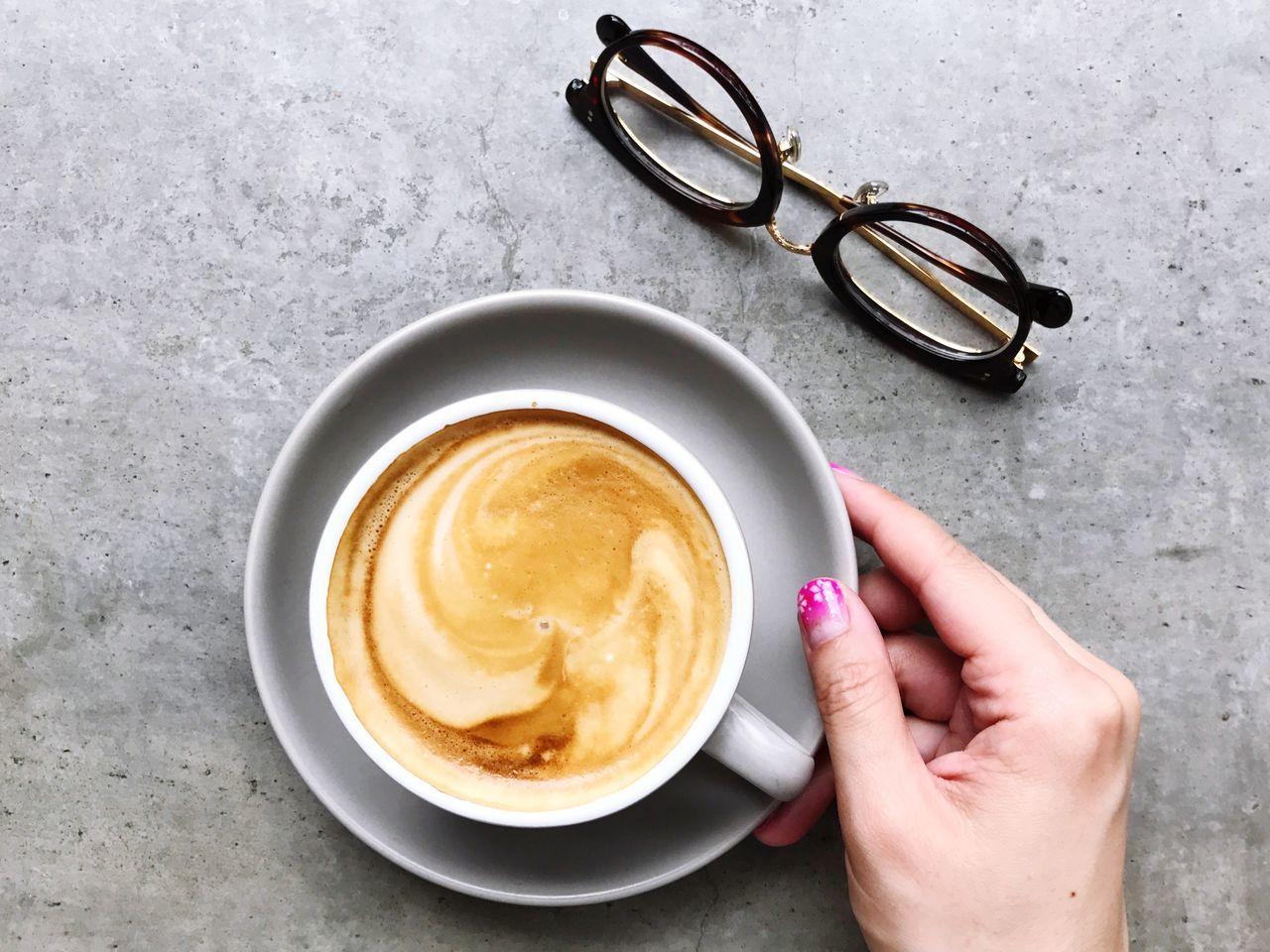 Friday Morning Coffee Break