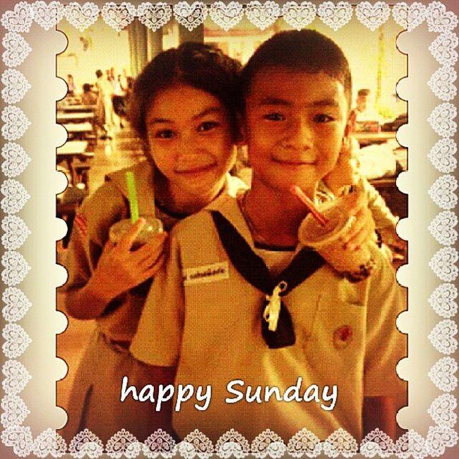 Happy Sunday and Co