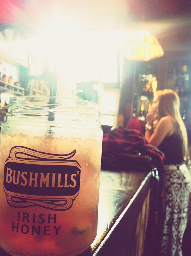 Chill Bar Barmaid Ice