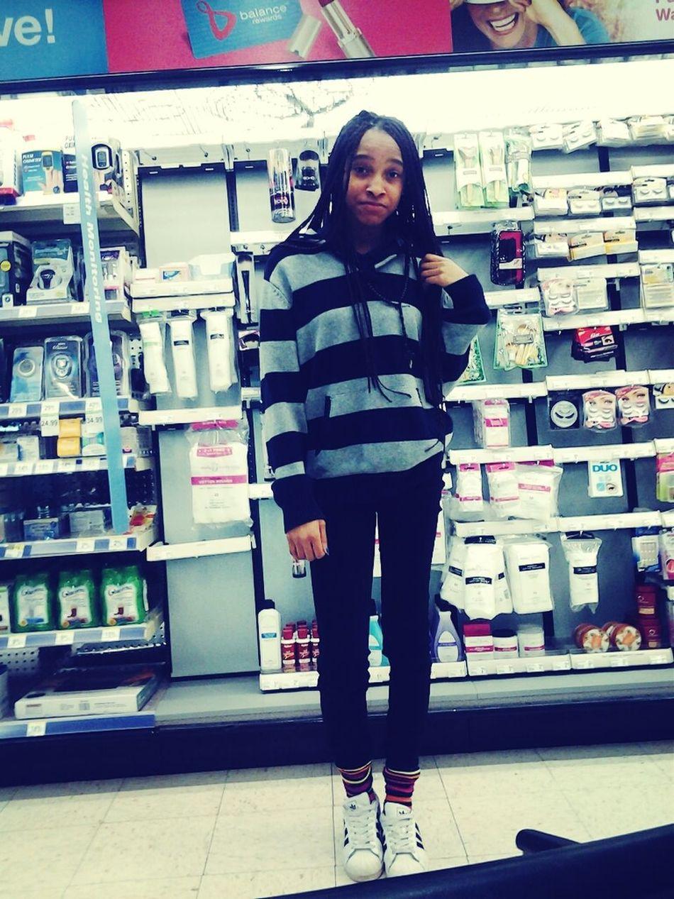 In Walgreens