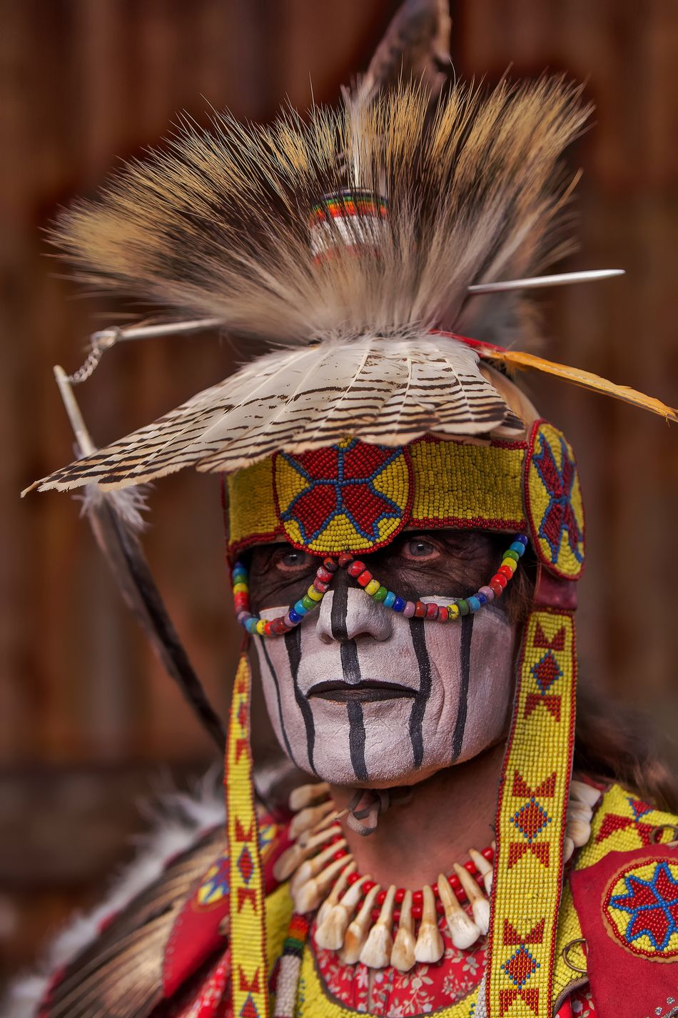 Beautiful stock photos of native american, traditional clothing, arts culture and entertainment, close-up, tradition