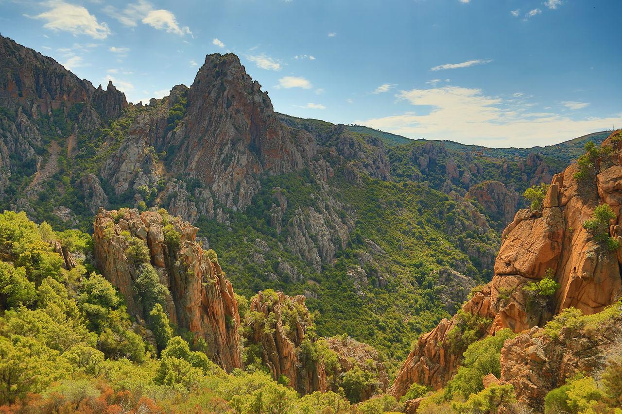 Corse Corsica Hiking Korsika Landscape Landscape Hdr Red Rocks  Rocks EyeEmNewHere