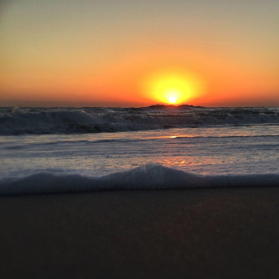 Surf suds sunrise Sunrise At The Beach Suds Beach Horizon Over Water Wave Melbourne Beach, FL Sunrise - Dawn Colorful Sunrise