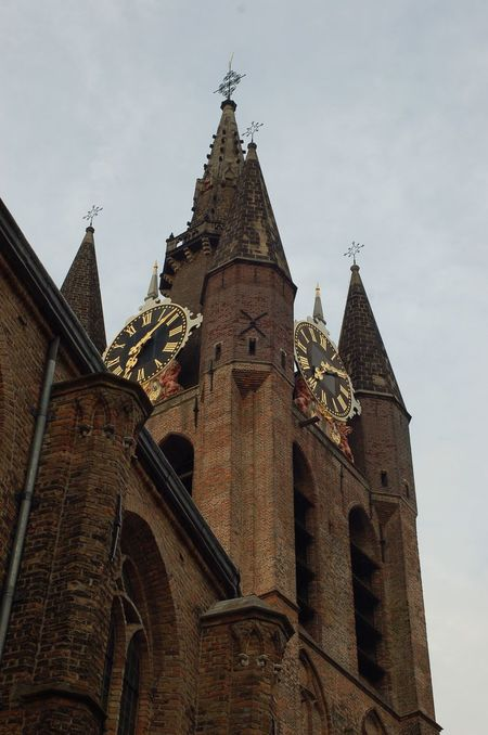 Delft Oude Kerk Love ♥ Architecture Memory