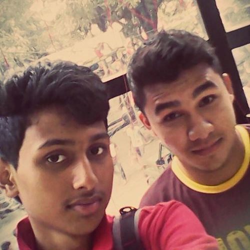 Me_Nd_my_childhood_friend_SORIF .... AFTER_A_LONG_TIME_ago ..we didn't meet each other... Bt that's tHe day we meet each other on Uttara..... PooL_club .. Play_pooL_nd_enjoyed_so_much ... Love_you_dEar ... Nd_Also_Miss_u_All_the_Friend 's.... I_hoped_thay_are_alSo_missing_Me ..........