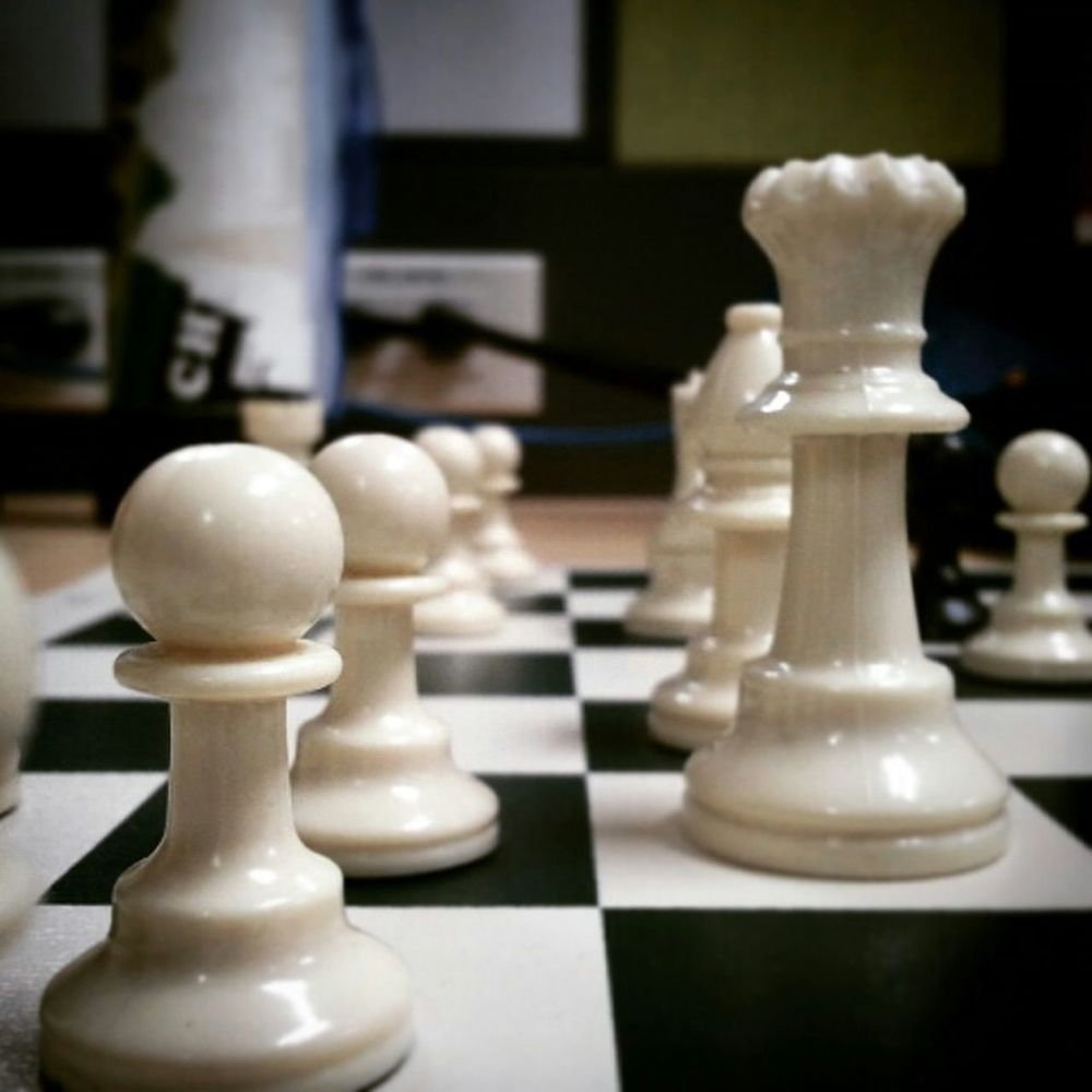 Your move. Chess Braingame