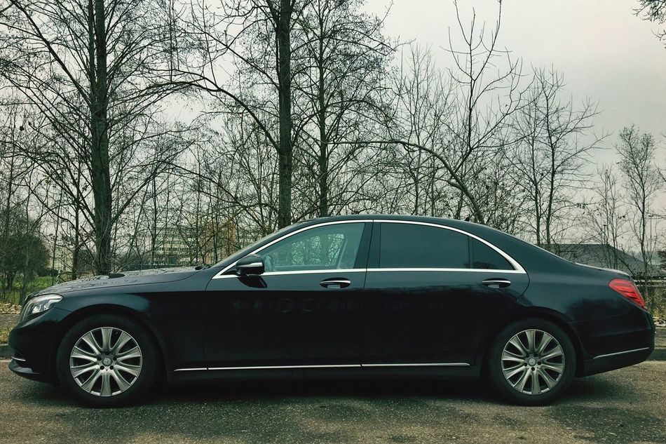 …this #S350; from Frankfurt ⇢ Germersheim. A swell ride!