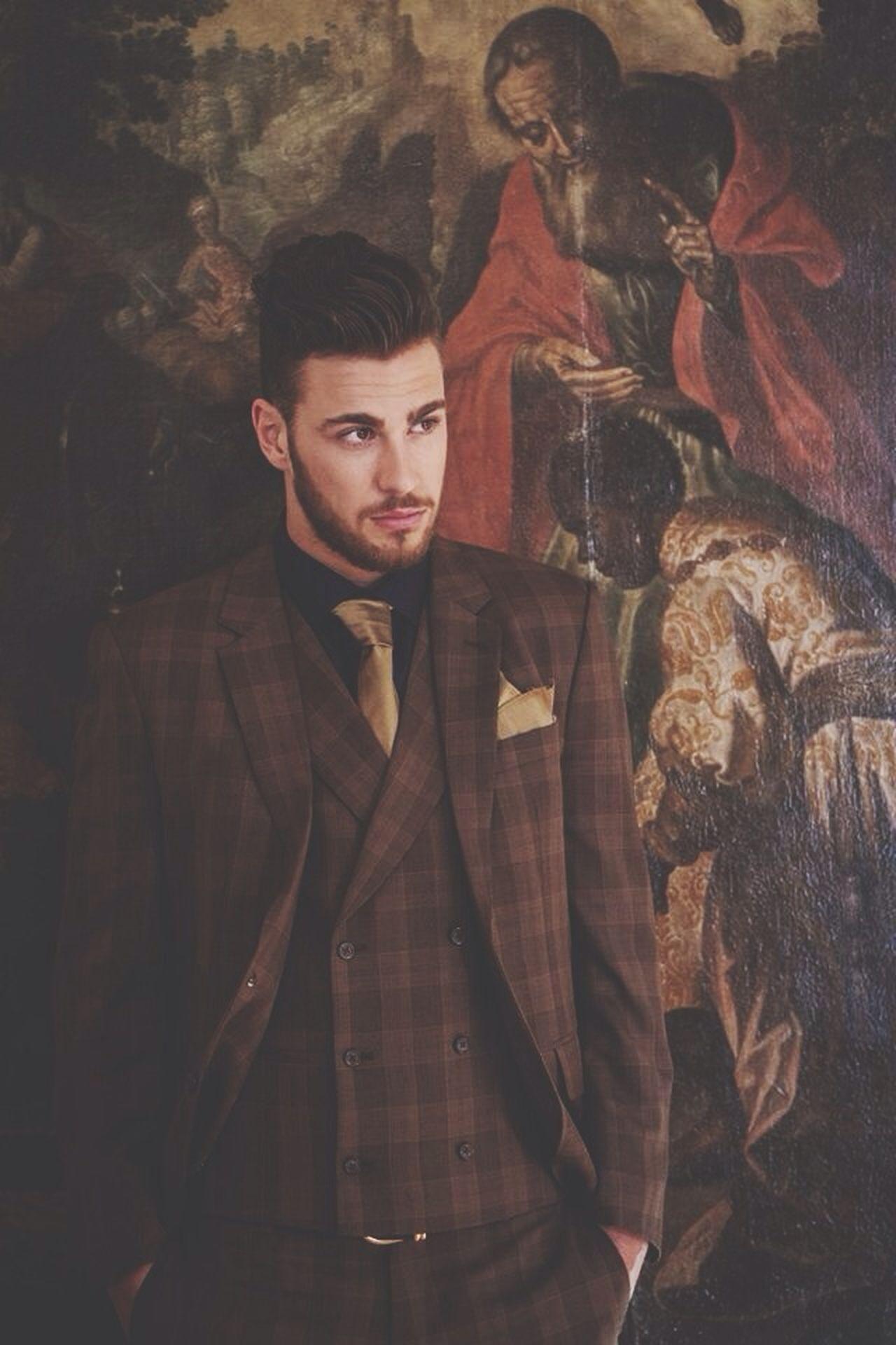 Beautiful stock photos of suit, Art, Austria, Beard, Caucasian Ethnicity