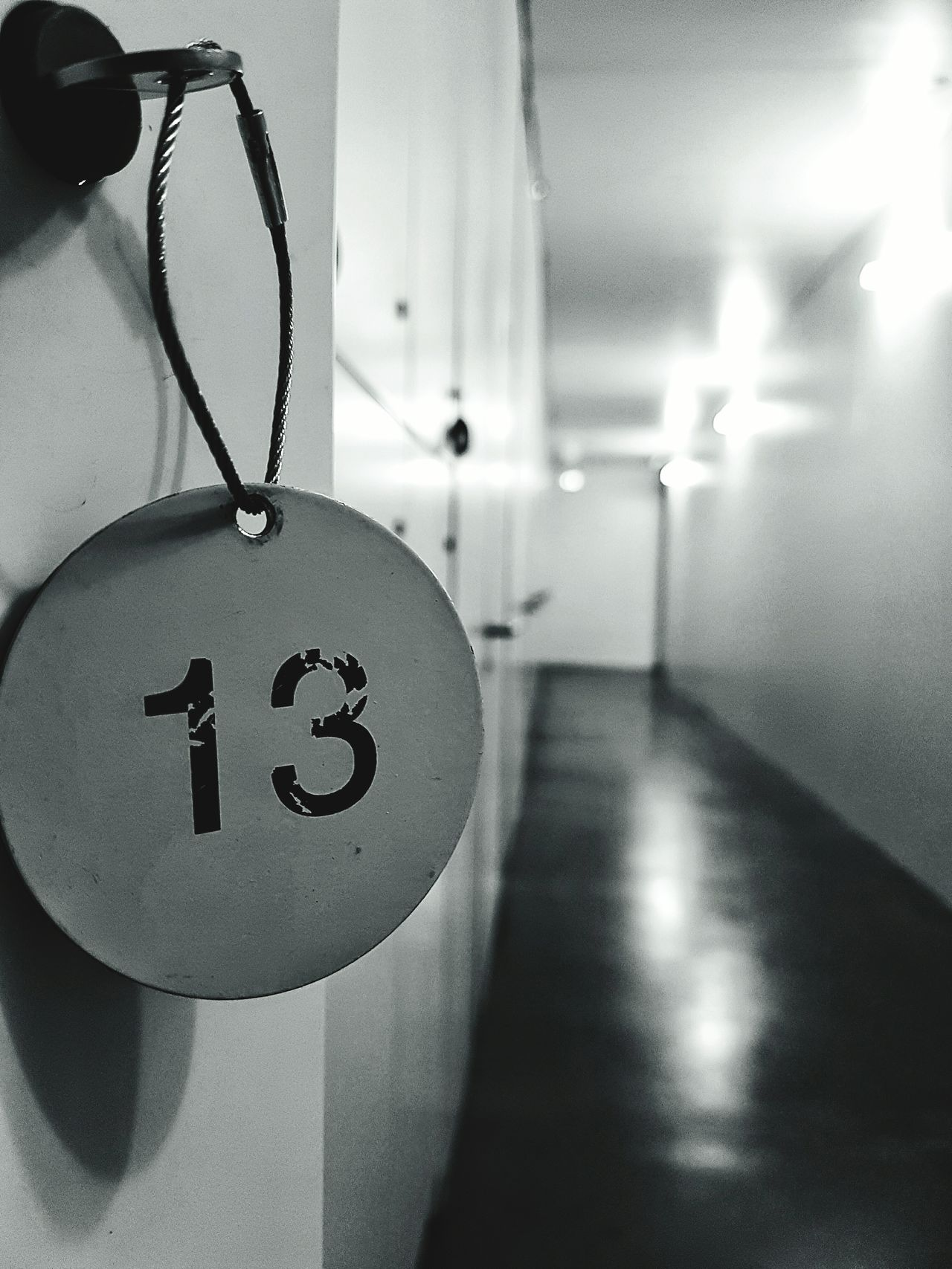 13 Number Digits Figure Locker Black And White Corridor Hallway Empty Nobody Simple Indoors  The Secret Spaces The Secret Spaces
