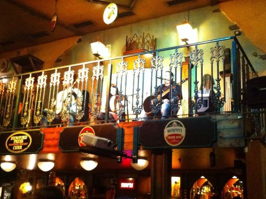 The Stout Scouts at The Dubliner Pub by Eli-Jean Leyssens